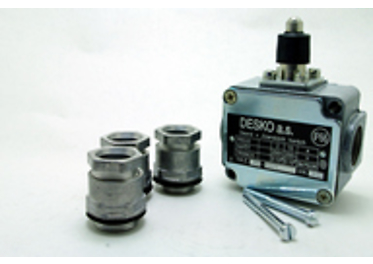 Microswitches - Al version 3594-82473 (IP66)