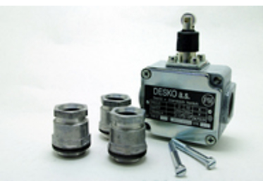 Microswitches - Al version 3594-82573 (IP66)