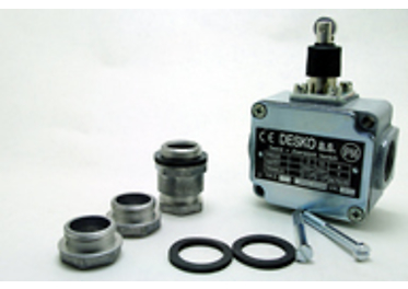 Microswitches - Al version 3594-82593 (IP66)