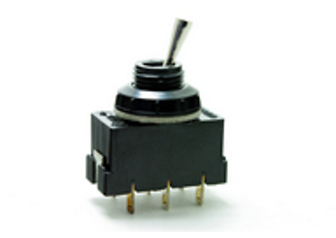 Double-pole tumbler built-in switches 3336-62890