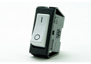Single-pole built-in switches 3456-016191NB