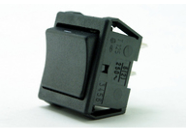 Double-pole built-in switches 3456-02619 NN