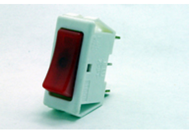 Built-in switches with signal lamp 3656-18619 BR